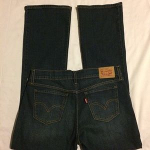 Levi's 415 Relaxed Bootcut Jeans Sz 28